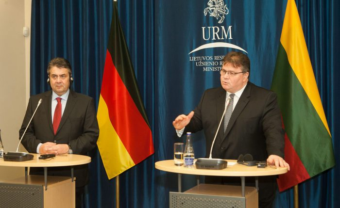 """Z. Gabrielis: ES negali likti tik vieninga rinka, arba judėti """"skirtingais greičiais"""""""