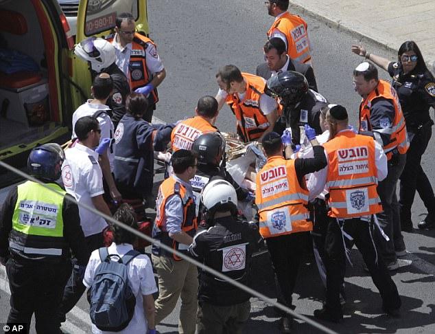 Jeruzalėje nužudyta studentė iš Didžiosios Britanijos