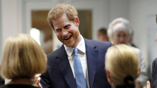 Princas Haris pareiškė, kad nė vienas karališkosios šeimos narys iš tiesų nenori būti karaliumi arba karaliene