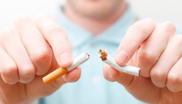 Paviešinta, kaip geriausia mesti rūkyti