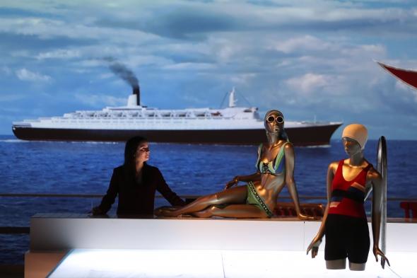 Londono muziejuje atidaroma paroda apie kelionių vandenynais aukso amžių