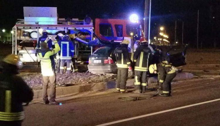Policija prabilo apie tragiškai pasibaigusias BMW gaudynes Kaune: tai nekasdienis atvejis