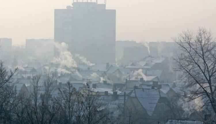 Smogas apgulė Panevėžį: per piką nerekomenduojama net vėdinti kambarių