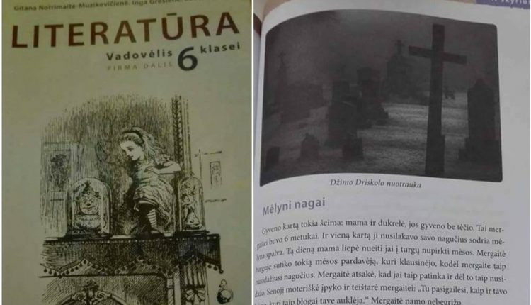 """""""Sumaltos mergaitės"""" istorija privertė skubiai stabdyti lietuviško vaikų vadovėlio platinimą"""