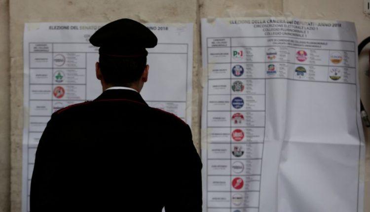 Po visuotinių rinkimų Italijoje – politinė nežinia