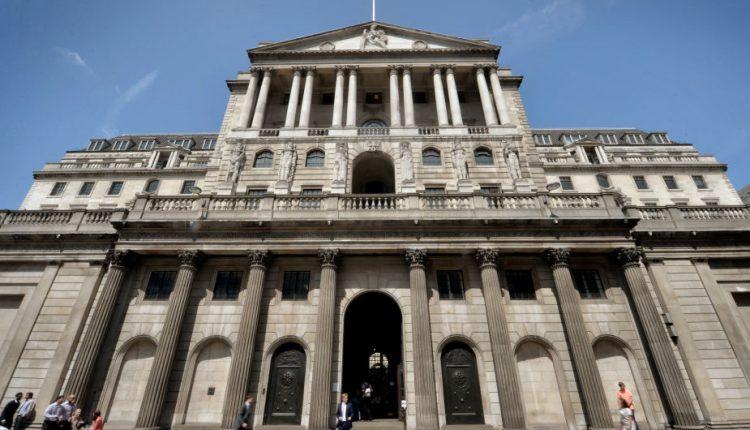Anglijos banko vadovas nesibaimina, kad kriptovaliutos gali pakeisti svarą