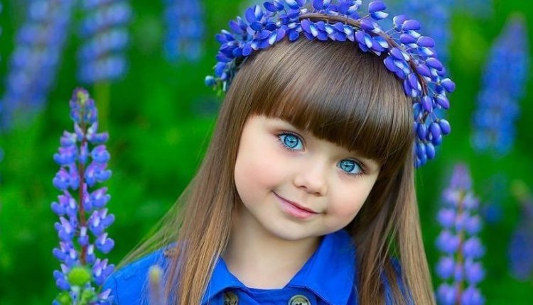 Gražiausios mergaitės pasaulyje titulą pasiglemžė 6-metė rusaitė: jos motina sulaukė pasipiktinimo bangos