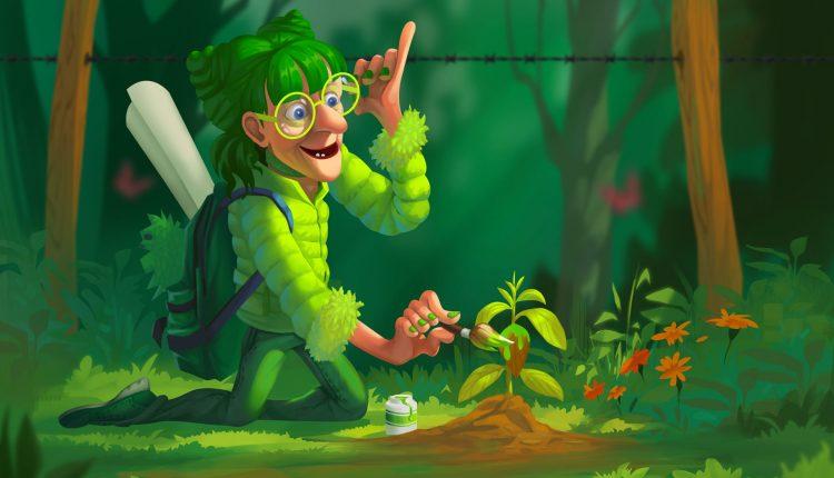 """Ją Pamačius, Sunku Sulaikyti Šypseną: """"Žalioji Dama"""" Išgarsėjo Visame Pasaulyje"""
