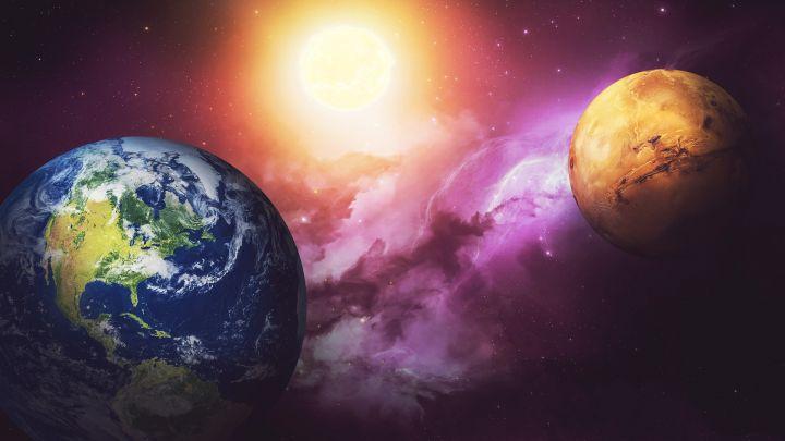 Iki 2062 m. Marse gali būti sukurtas 1 mln. žmonių populiacijos miestas