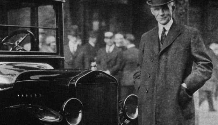 18 išskirtinių Henrio Fordo citatų