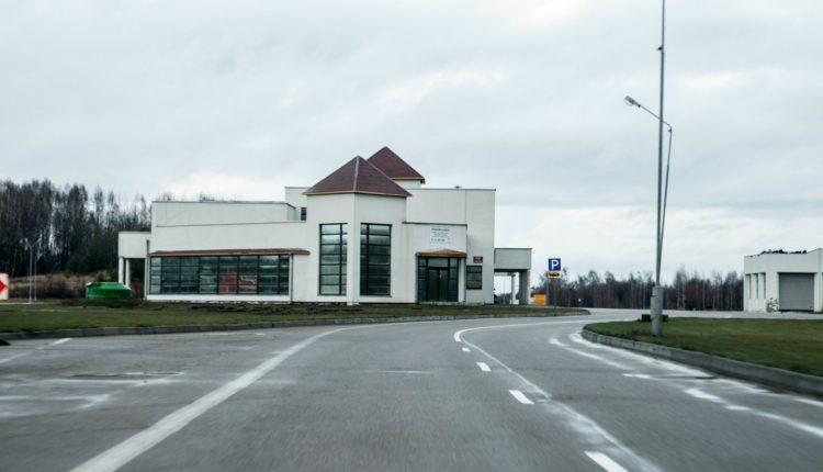 Lietuvos ir Lenkijos pasienyje – didelis transporto kamštis