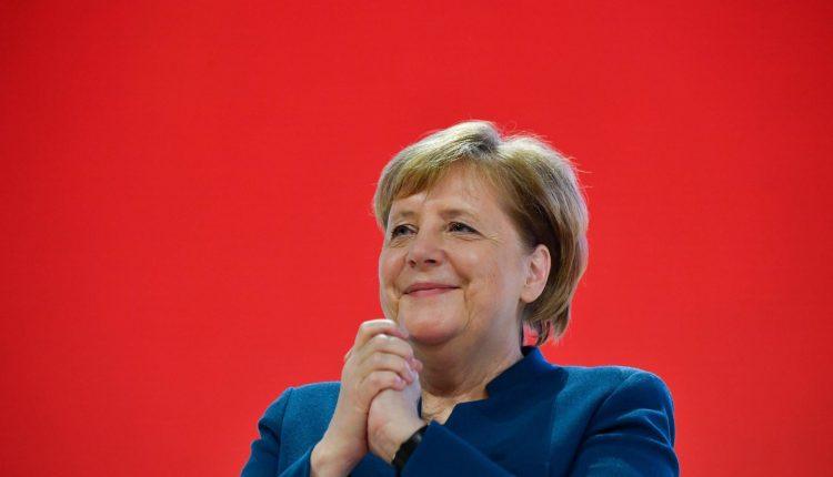 Partijos lyderės posto atsisakanti Merkel akcentuoja krikščioniškas, demokratines vertybes