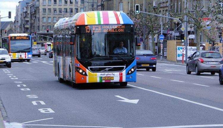 Liuksemburgas taps pirmąja nemokamo viešojo transporto valstybe