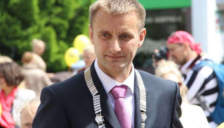 Šiaulių meras nušalino administracijos direktoriaus pavaduotoją